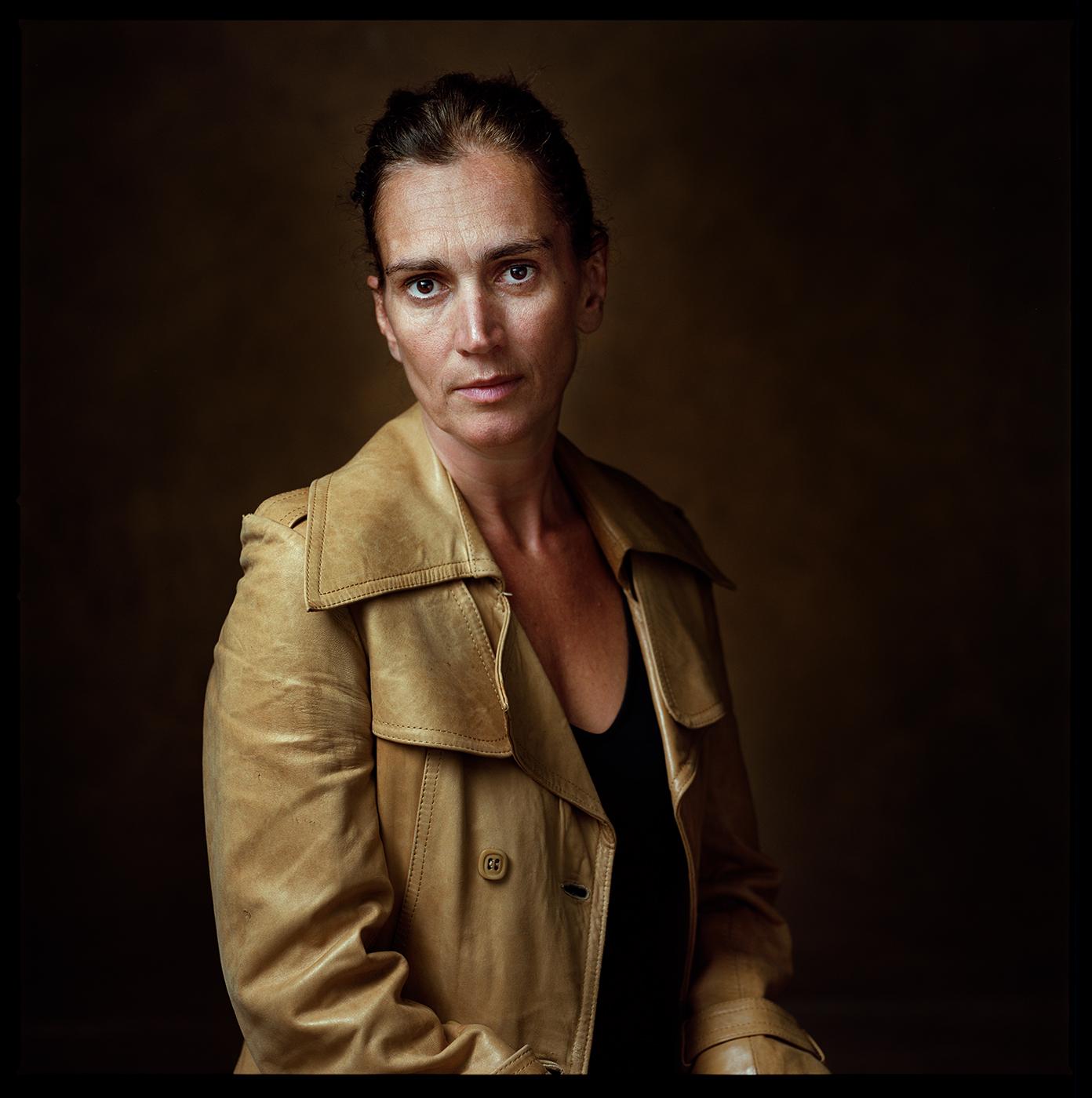 Susanne Middelberg, portrait, Monic Hendrickx