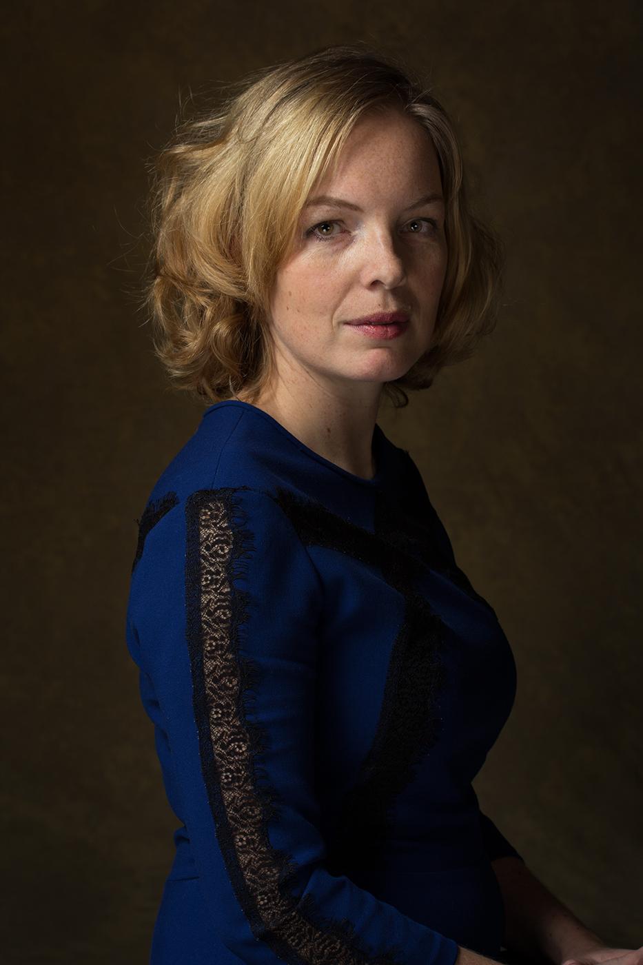 Susanne Middelberg, portrait, Fine Art