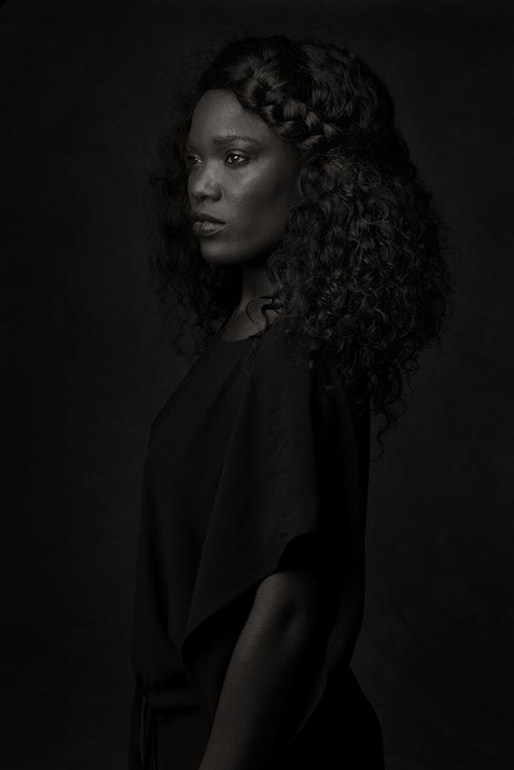 dark, portret, portrait. low key