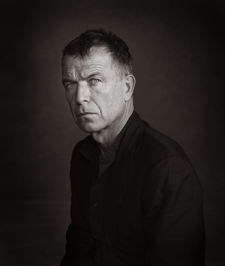 Susanne Middelberg, Raymond Thiry, portret, portrait,studioportrait