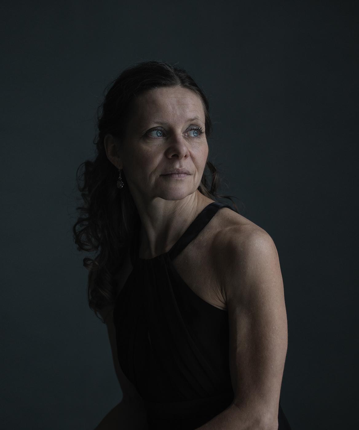 Susanne Middelberg, portret, portrait, actress,