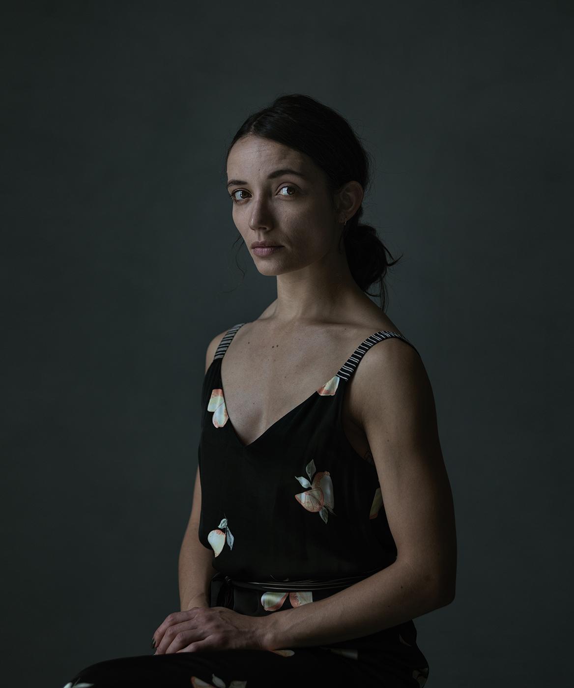 portrait, portret, portretfotografie, dance, danser, dans danseres, Susanne Middelberg