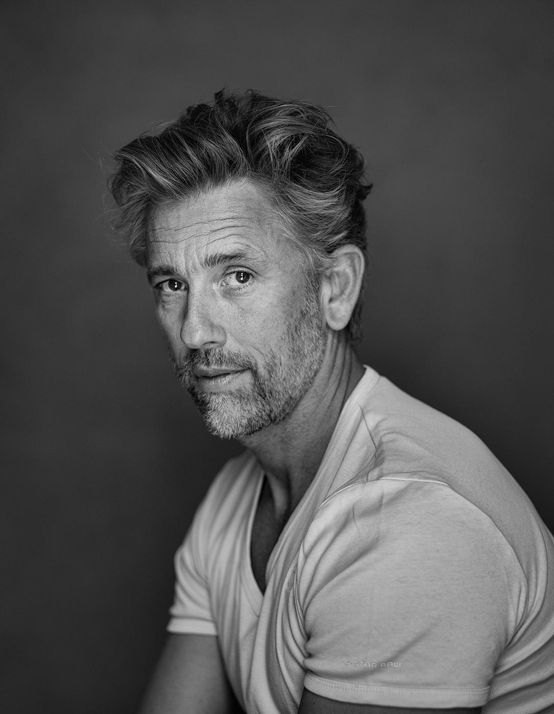 portrait, portret, portraitphotography,Dutch Actor, acteur, Susanne Middelberg, black&white
