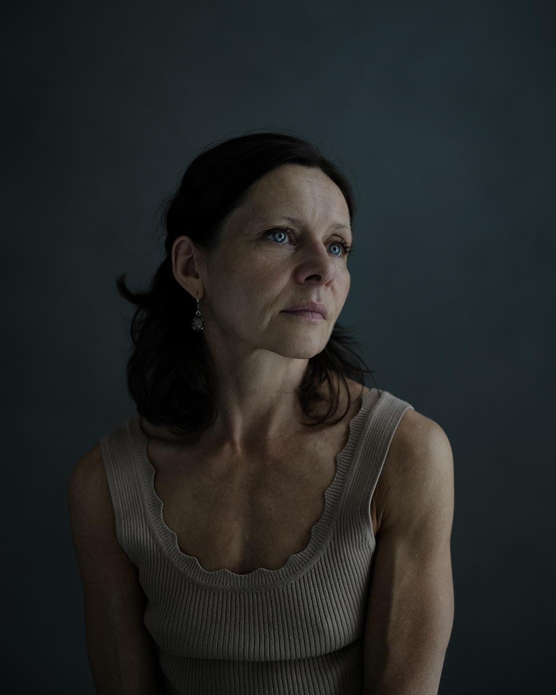 Susanne, portrait, portret, portraitphotography, portretfotografie, daglicht, daylight, Susanne Middelberg