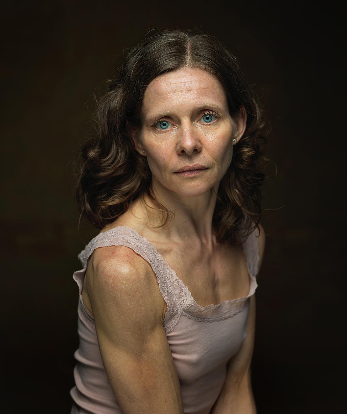 portrait, portet , Susanne Middelberg_meubelstoffeerderij Dennis van der Burch