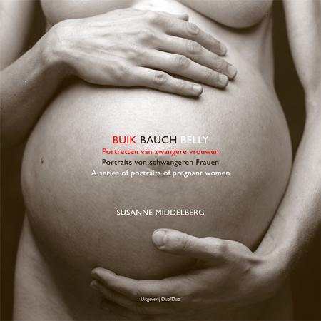 Buik - Bauch - Belly_ boek_ zwangere vrouwen_ Susanne Middelberg
