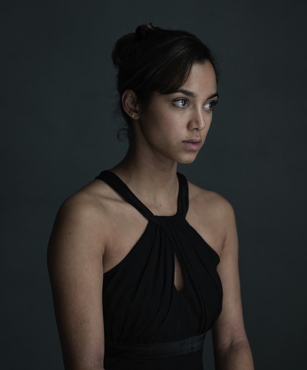Elise, Susanne Middelberg, actress, acting, film, portret, portrait