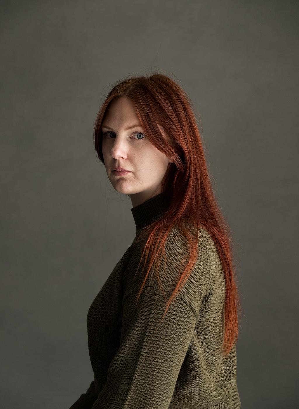 portrait, Susanne Middelberg, portetfotografie, portret
