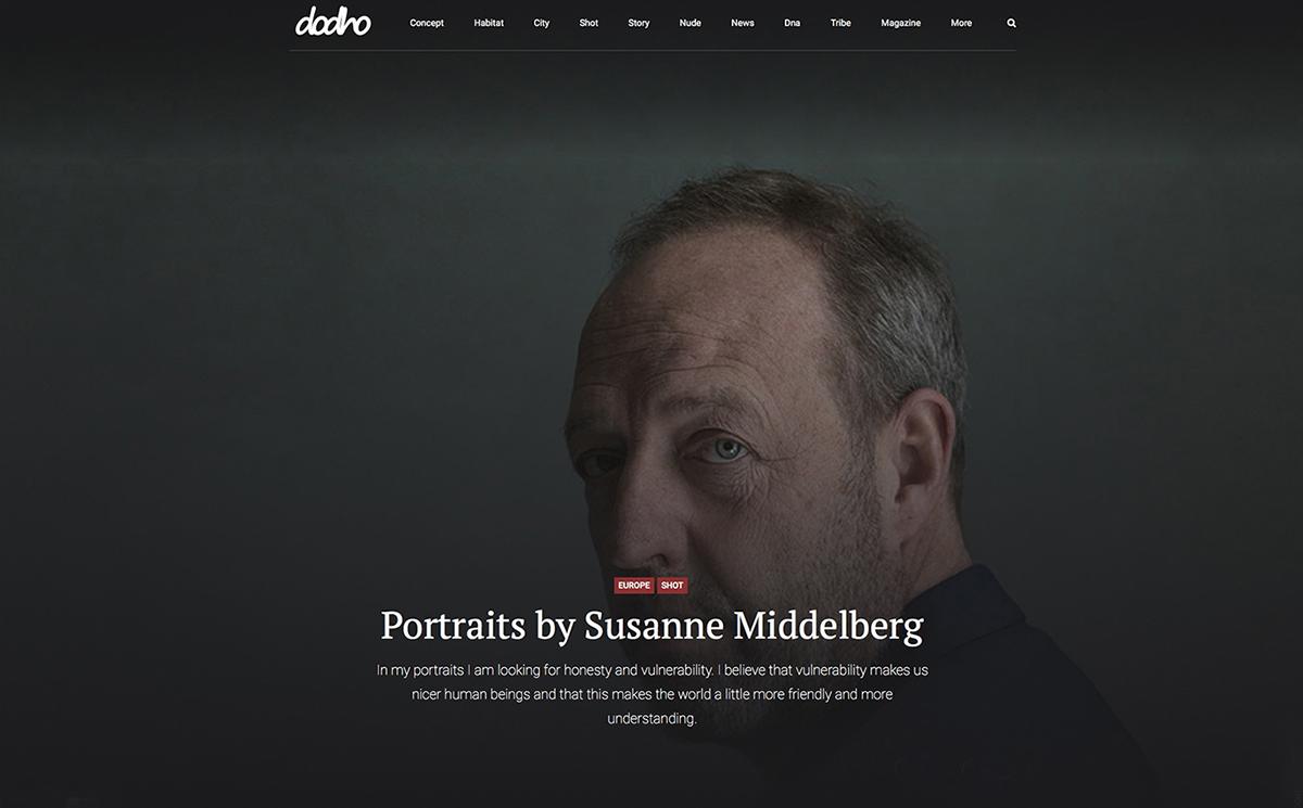 portretfotografie, portrait, portret, portrait, Dodho Magazine