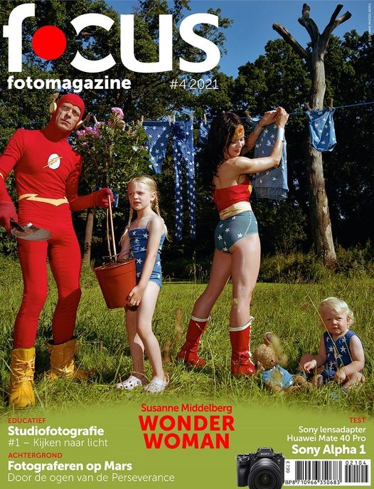 cover of Focus fotomagazine